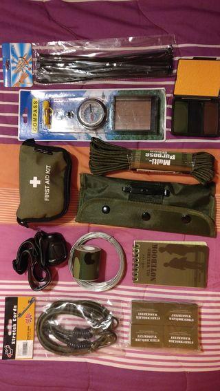 Pack acceso ejército