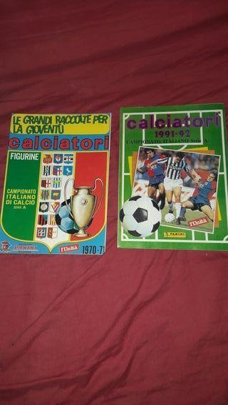 Albunes escaneados liga italiana