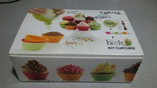Cupcakes kit Lekue