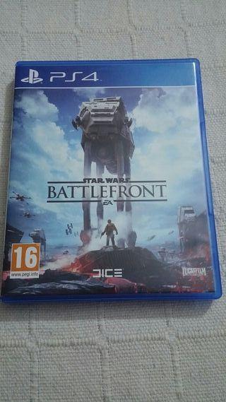 Star Wars Battefront PS4