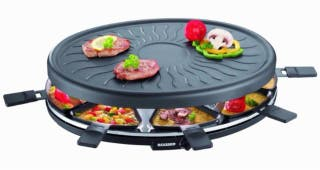 Raclette party grill Severin