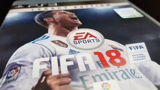 Fifa 18 PS3 Nuevo