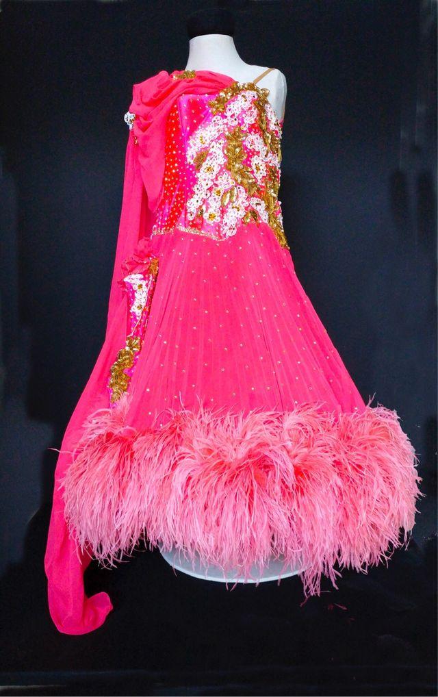 Lujoso Vestidos De Salón De Baile Componente - Ideas de Vestido para ...