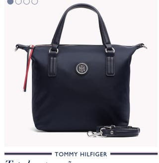 bolso tote tommy hilfiger