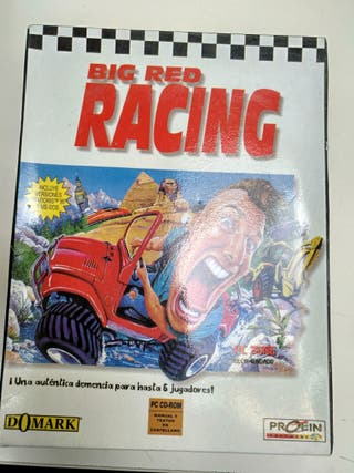 juego pc big red racing 1995