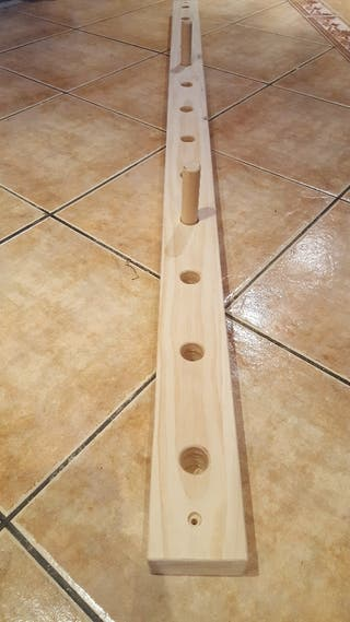 Barra escalada peg board calistenia crossfit