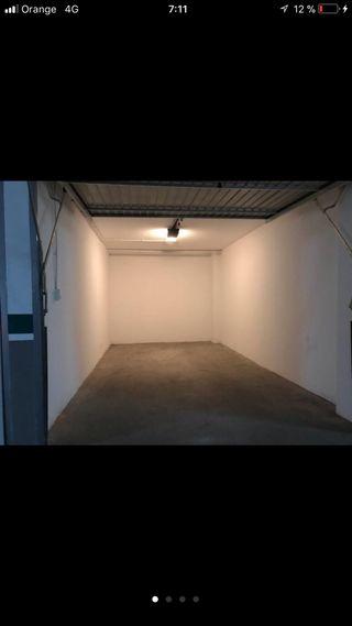 Plaza de garaje en el Perelló