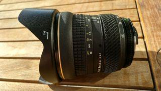 Objetivo Tokina 20-35 f/2.8 para Nikon