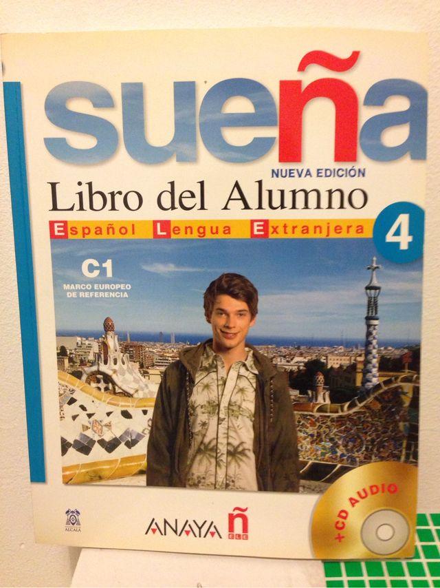 Metodo español nivel C1 con cd. Nuevo