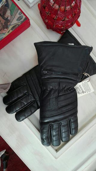 Guantes Thinsulate para moter@s