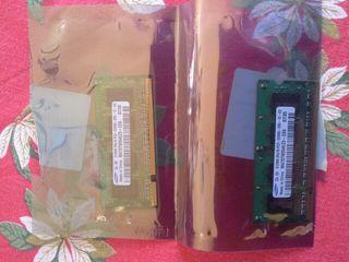 Speicher Platten Memory 2 × 512 MB Ordenador