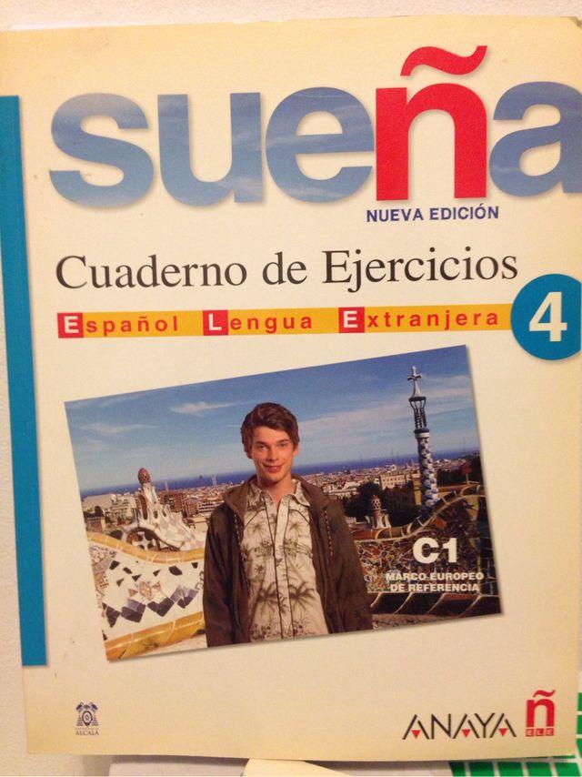 Metodo español Sueña nivel 4