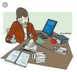 administrativa contable por horas