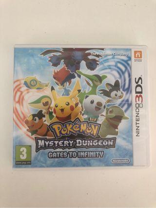 Pokémon juego 3ds