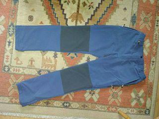 pantalon trango de montaña