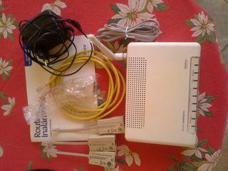Router Inalambrio Ordenador