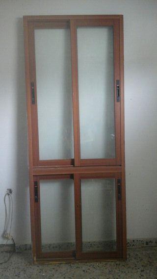 Puertas de balcón