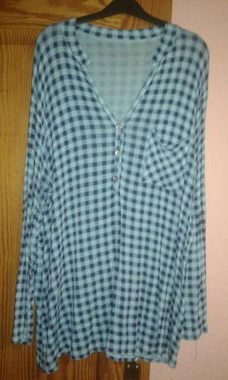 Camisa larga