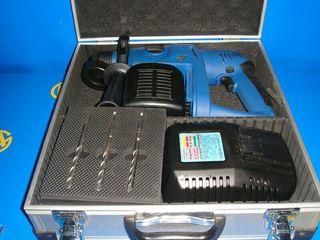 Martillo percibir batería RYBOX con maletín