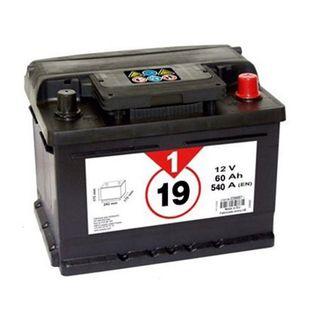 Bateria 60 ah nueva