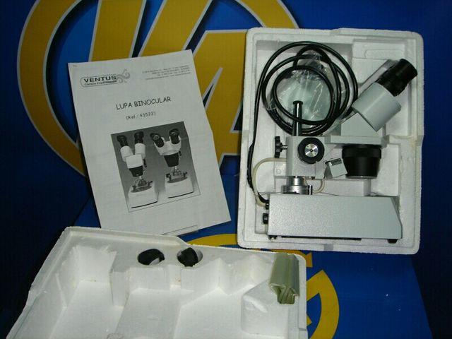 Microscopio lupa binocular VENTUS GUNDLACH