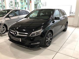 Mercedes-Benz Clase B 200d 2017
