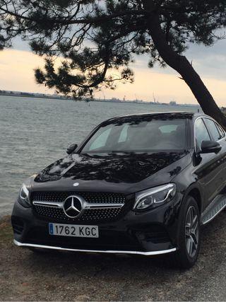Mercedes-benz Glc coupé (253) 2016