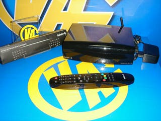 Disco duro multimedia 500gb Inbox con 2 mandos