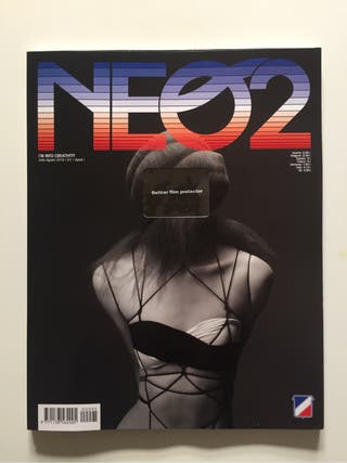 Revista Neo2 edición limitada
