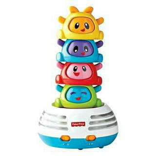 Bailones apilables fisher price