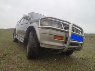 Mitsubishi Montero sport PLUS