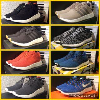 Zapatos Lote Segunda 1 Adidas Por Nike De Mano PC87wqC