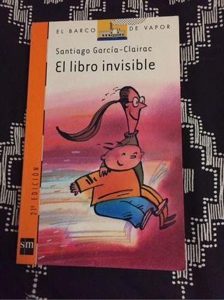 Libro el libro invisible