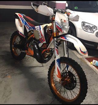 KTM 300 Six Days