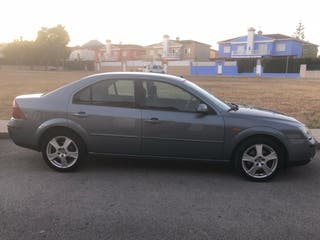 ford mondeo Mondeo 2002