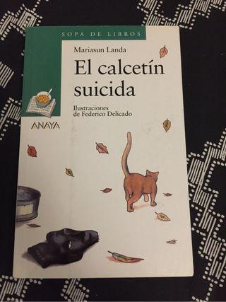Libro el calcetin suicida