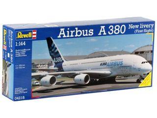 Maqueta Airbus A 380