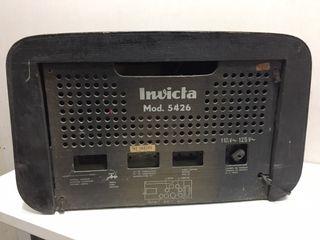 Radio antigua Invicta 5426