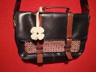Bolso / maletin modelo vintage para mujer !!