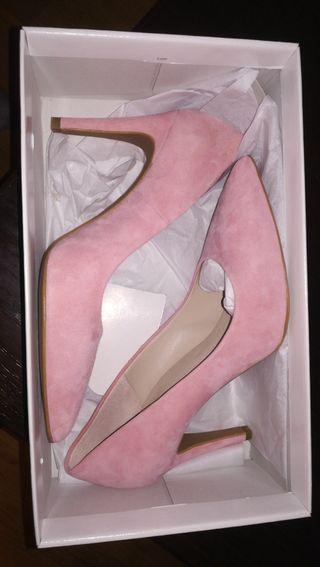 Zapatos de mujer de tacon