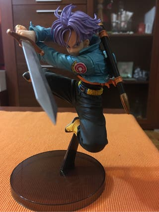 Scultures 4 dragon ball trunks