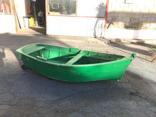 Barco chalana