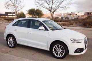 Audi Q3 2,0 TDI 140 S-LINE 2013
