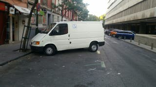 Ford Transit 1997 isotermo