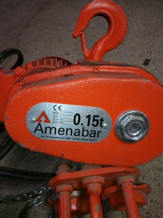 polipasto Amenabar
