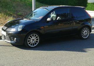 Ford Fiesta 1.6tdCi Sport (2006)