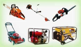 Reparación Maquinaria y herramientas