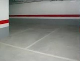 Plaza garage