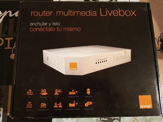 Router multimedia Livebox Wi-Fi