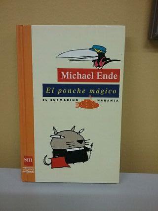 """libro infantil """"el ponche mágico """""""